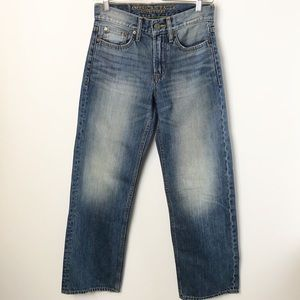 American Eagle Outfitters Men's Jeans Loose 26x28